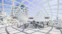 Den Haag Centraal, eindpunt lijn E (Tim Boric) Tags: denhaag centraal station randstadrail lijne ret eindpunt metro