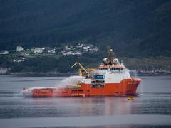 Normand Ferking-677-20160822- FLICKR (Knut Erik Hheim) Tags: fifi vessel firefighting solstad offshore