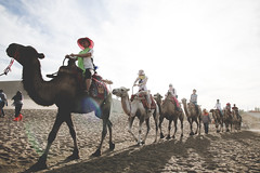 IMG_6847 (chungkwan) Tags: china chinese gansu province weather dry sands canon canonphotos travel world nature landmark landscape   dunhuang  crescent crescentlake  mingsha mingshamountain  camels silkroad
