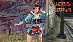 Filhota JanisJoplin (Mr.Ferraris) Tags: dj deejay firestorm secondlife janisjoplin cat