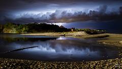 Orages du 6/9/16  la plage de Calzarellu | Prunelli di Fium'Orbu (MarKus Fotos) Tags: corse orage storm corsica thunder thunderstorm thunderstrike prunelli foudre eclair clair clairs