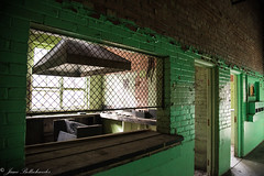 Utah (cuddleupcrafts) Tags: abandoned buildings utah mining canyon green walls haunted sunnyside