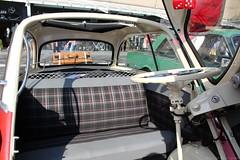 1959 - BMW Isetta 300 - DZ-18-28 -9 (Oldtimers en Fotografie) Tags: 1959bmwisetta300 bmwisetta300 bmwisetta bmw isetta dz1828 midlandclassicshow2016 midlandclassic2016 midlandclassicshow midlandclassic almere oldcars bubblecars classiccars germancars oldtimers oldtimer fransverschuren fotograaffransverschuren oldtimersfotografie cardetail steeringwheel interior interieur