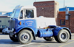 AEC Ray Morris Tractor ASL 473 Frank Hilton IMG_9217 (Frank Hilton.) Tags: erf foden atkinson ford albion leyland bedford classic truck lorry bus car truckphotoslorryphotoswagonphotosbusphotosclassictruckclassiclorryclassicbus