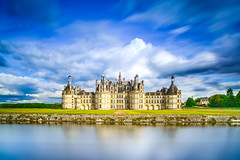 Chateau de Chambord (Context Travel) Tags: paris loire chambord castle shutterstock