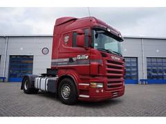 Car_photo (mrauto1) Tags: scania r480highlinehydraulics trekker 2007 trucksnlbv wijchen nederland