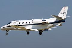 OE-GCG  Cessna 560XL Citation Excel  Goldeck-Flug (Antonio Doblado) Tags: barcelona elprat aviación aviation aircraft airplane oegcg cessna 560xl citation citationexcel goldeckflug executive bizjet