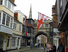 Salisbury 2016 (Sweet Mango 1965) Tags: salisbury 2016 gateway historic entrance architecture