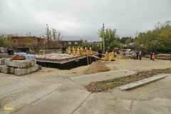 139. The Laying of the Foundation Stone of the Church of Saints Cyril and Methodius / Закладка храма святых Мефодия и Кирилла 09.10.2016