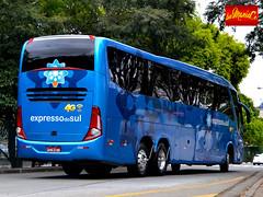 Expresso do Sul (busManaCo) Tags: busmanaco nikond3100 foto fotografia picture  photography  nibus bus rodovirio marcopolo paradiso expresso do sul g7 1200 mercedesbenz o500rsd