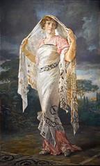 Henriette Fortuny par M. Fortuny (musée Fortuny, Venise)