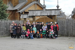 10. An excursion in Sviatohorsk Lavra / Экскурсия в Лавру