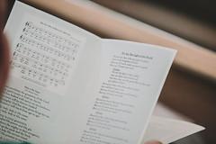 (amandasummerlin) Tags: wedding music ceremony program