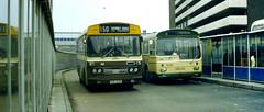 Slide 029-46 (Steve Guess) Tags: uk bus wales south leopard newport valley gb gwent leyland dominant rhymney duple