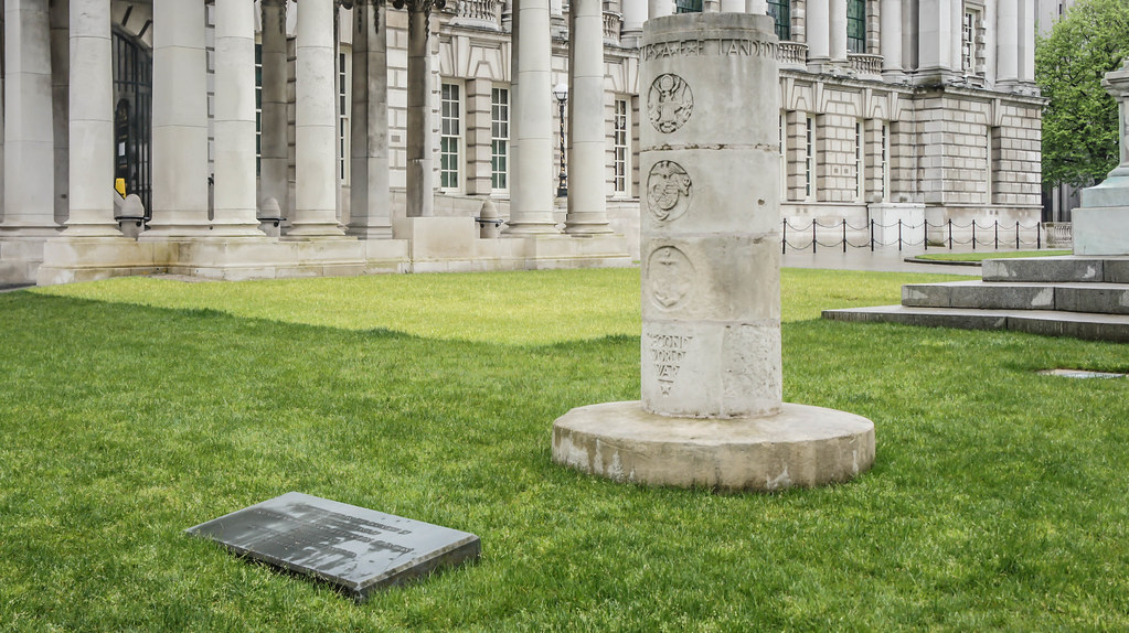 A VISIT TO BELFAST CITY HALL [ MAY 2015] -104735