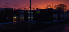 Sunset, Halifax (zachatwell-photo) Tags: street travel panorama canada color love vintage landscape colorful novascotia pastel grunge colorphotography streetphotography wideangle wanderlust explore indie halifax 16x9 landscapephotography vsco vscocam vscolove vsconature vscogood vscocanada