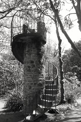 The Tower (jackiebishop2005) Tags: white black tower gardens swansea wales south s clyne the clynemay2016