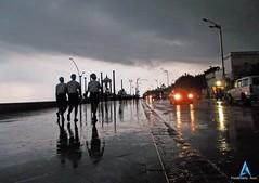 Pondicherry Rainy Day Click May 2016 (pondicherry arun) Tags: reflection rain clouds rainy hdr pondicherry puducherry may2016