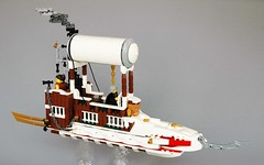 Aetheria airship - Dragoneth (3) (adde51) Tags: ship lego steam fantasy airship steampunk moc aetheria swebrick adde51