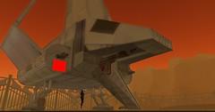 Avilion Nexus - Knight ANI (Osiris LeShelle) Tags: life star starwars call cta arms secondlife gathering second wars combat ani nexus initiative calltoarms avilion