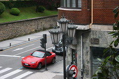 20-04-2013 020 (Jusotil_1943) Tags: cars coche redcars descapotable 20042013