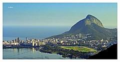 Rio - Gvea (o.dirce) Tags: cidade brasil riodejaneiro lagoa gvea edifcios hipdromo odirce