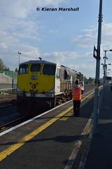 079 at Hazelhatch and Celbridge, 16/5/16 (hurricanemk1c) Tags: irish train gm rail railway trains hatch railways irishrail generalmotors 2016 emd 071 079 iarnród éireann iarnródéireann hazelhatchandcelbridge