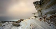 Count On Me (EmeraldImaging) Tags: seascape clouds sunrise landscape rocks sydney australia nsw botany cronulla kurnell capesolander potterpoint