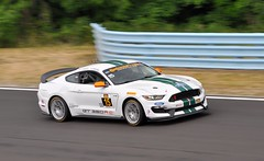 Sahlen6_035 (352Digz) Tags: sigma70300mmf456apodgmacro sigma nikon d5000 nikonsigma imsa continental tire sportcar challenge gs class st 150 continentaltire150 watkins glen international ford shelby mustang 350rc 15
