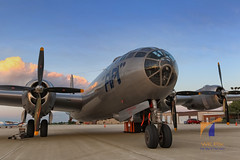 Fifi up close (WK Pix) Tags: fifi chicagoland karr b29 superfortress