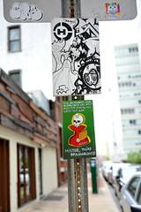 Philadelphia Street Art (Kendall Whitehouse) Tags: wood streetart graffiti dash philly iroquois radius aviz bines yerp demeyes