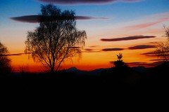 Highland Sunset (Rotundus III) Tags: sunset dunblane highlands benledi ben ledi gatewaytothehighlands sun colour color