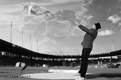 J.O 2016 (Philmon Shivar) Tags: chat jo 2016 jeuxolympiques lancerdupoids sport athltisme