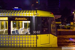 MediaCityUK2016.08.20-12 (Robert Mann MA Photography) Tags: salford quays mediacityuk manchester greatermanchester manchestercitycentre city citycentre architecture cities summer 2016 saturday 20thaugust2016 manchestermetrolink metrolink tram trams night nightscape nightscapes