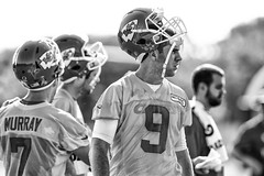 2016 Faces of Training Camp-3 (Mather-Photo) Tags: 2016 andrewmather andrewmatherphotography blackandwhite chiefs chiefskingdom chiefstrainingcamp closeup colorless faces football helmetoff kcchiefs kansascitychiefs matherphoto monochrome nfl sportsphotography summer team trainingcamp