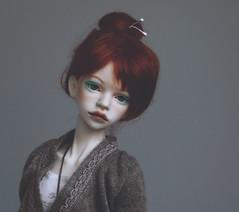 rana010 (here.heidin) Tags: bjd dim dimdoll dollinmind annabeth dollstown elf body hybrid redhead