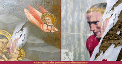 How's Looking the Painter, on Sunday (andrefromont/fernandomort) Tags: andrfromont andrefromontfernandomort fernandomort diptych diptyque meditation mditation