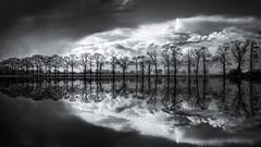 Reflections (MartinFechtner-Photography) Tags: reflections reflecion reflexionen wasser sky himmel clouds wolken