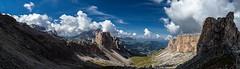 Vers le rifugio Puez - Val de Chedul (mgirard011) Tags: selvadivalgardena trentinoaltoadige italie it 200faves