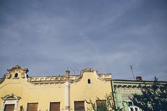 Facades (trinidalitism) Tags: vojvodina vrsac serbia travel roadtrip homes houses buildings colour color colorfull city cityscape cityline cityscenes canon canoneos6d sky facades facade