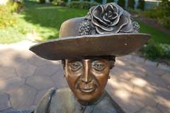Lucy Maud Montgomery (SaraOntario) Tags: montgomery literature icon canadian ontario greengables