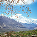 Landscape of Hunza valley view from Karimabad, Pakistan パキスタン、カリマバードから望むフンザの谷