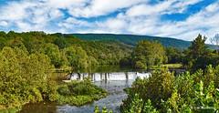 Burnshire Dam (r.w.dawson) Tags: shenandoahcounty va virginia burnshiredam hydroelectric shenandoahriver mountain