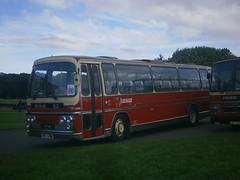 1286 @ Donington Park (ianjpoole) Tags: bartons leyland leopard plaxton elite express 3 xrr615m 1286 showbus 2016 donington park