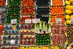 Fruit & Veg Stall (Jon Narbett) Tags: london vegetables colours market patterns sony marketstall fuit vsco a6000 vscofilm sonya6000