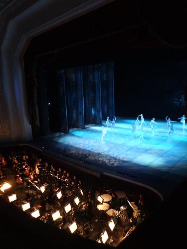 Minsk April Mai 2015 Tschaikowsky Walzer Ballett Dornröschen Op. 66
