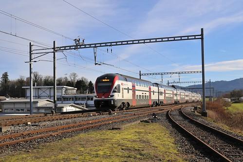 SBB RABe 511 022 St. Gallen