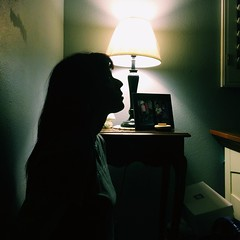 Day 157 (boxbabe86) Tags: lamp silhouette may friday timer iphone day156 filtered saugus 2015 readyforbed 365days 10secondtimer iphonography