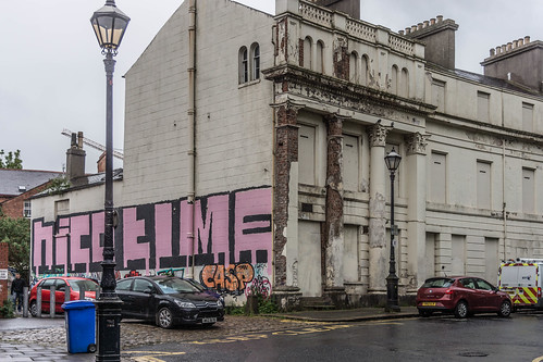 Street Art In Belfast [May 2015] REF-104709