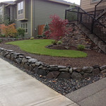 """Beautiful Retaining Wall by Greenhaven Landscapes <a style=""""margin-left:10px; font-size:0.8em;"""" href=""""http://www.flickr.com/photos/117326093@N05/18352175601/"""" target=""""_blank"""">@flickr</a>"""